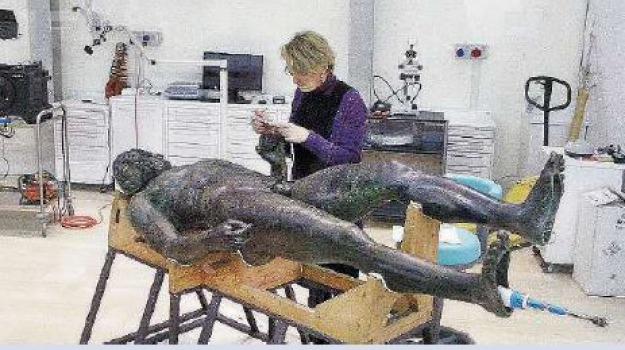 bronzi di riace, Reggio, Calabria, Archivio