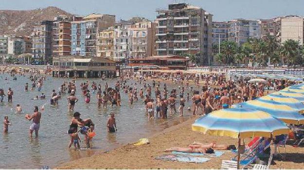 spiagge, Catanzaro, Calabria, Archivio