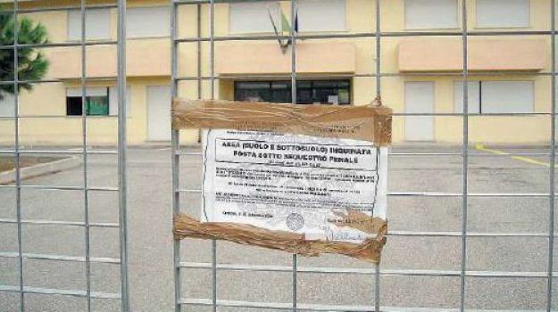 scorie industriali, Catanzaro, Calabria, Archivio
