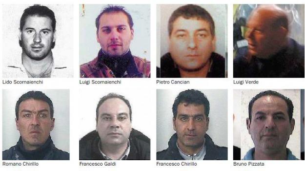 narcotraffico, overloading, Cosenza, Calabria, Archivio