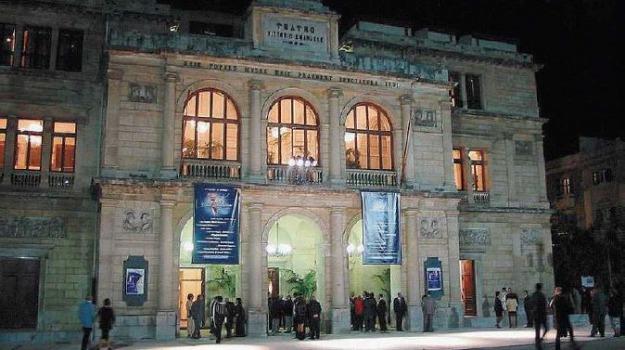 teatro v.e., Messina, Archivio