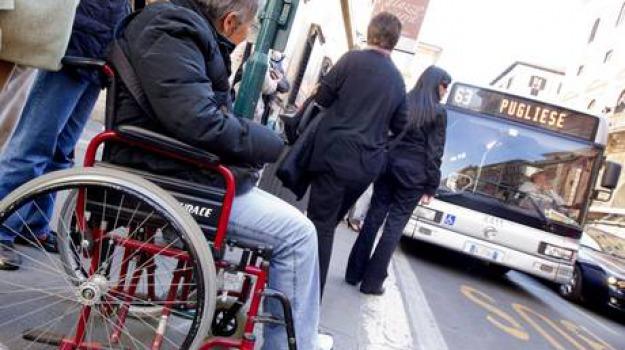 disabili, Sicilia, Archivio, Cronaca