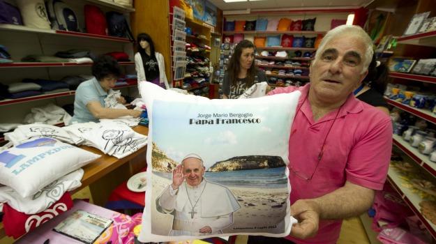 papa francesco a lampedusa, Sicilia, Archivio, Cronaca