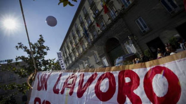 disoccupati, giovani, lavoro, Sicilia, Archivio