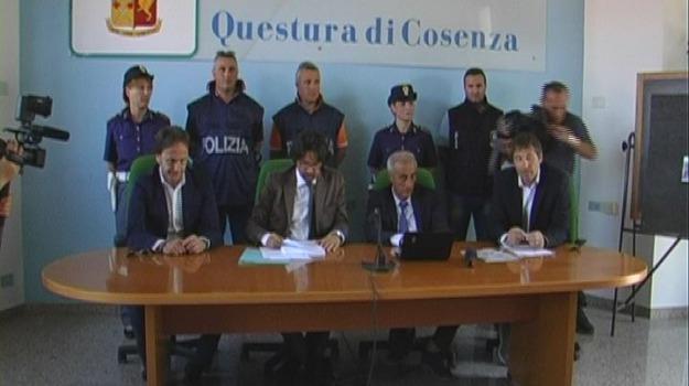 arresti, cosenza, estorsioni, Cosenza, Calabria, Archivio
