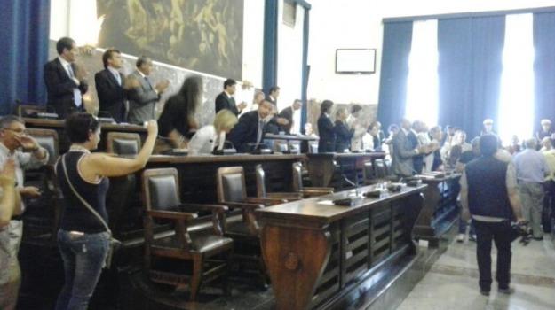 consiglio comunale, Messina, Archivio