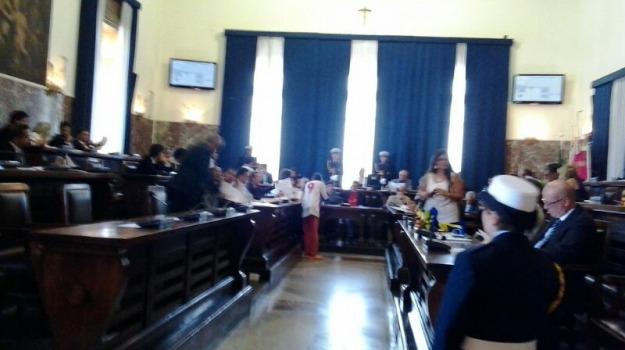 consiglio comunale messina rottura, Messina, Archivio