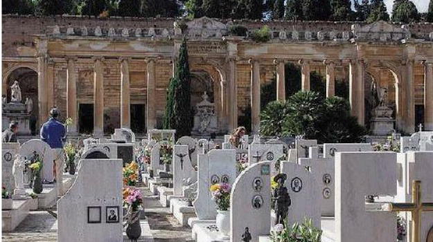 appalto cimiteri, Messina, Archivio