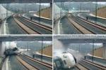 Deraglia treno in Spagna 80 morti e 178 feriti