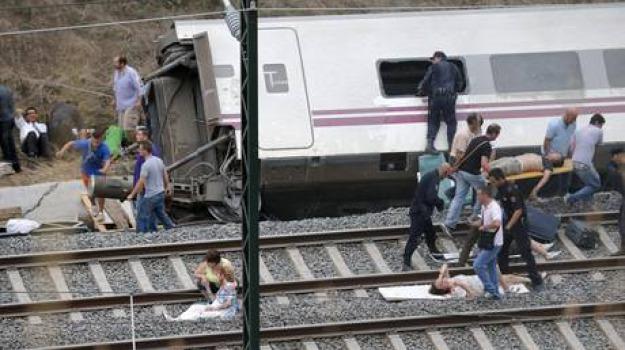 incidente ferroviario, spagna, Sicilia, Archivio
