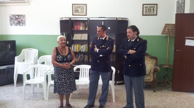 lelat polizia, Messina, Archivio