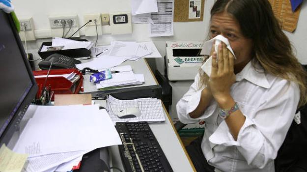allergie, Sicilia, Archivio, Cronaca