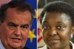 Calderoli offende il ministro Kyenge