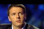 Renzi, non voglio essere vittima del tiro al piccione