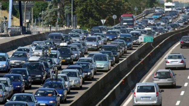 autostrade, sciopero, Sicilia, Archivio, Cronaca