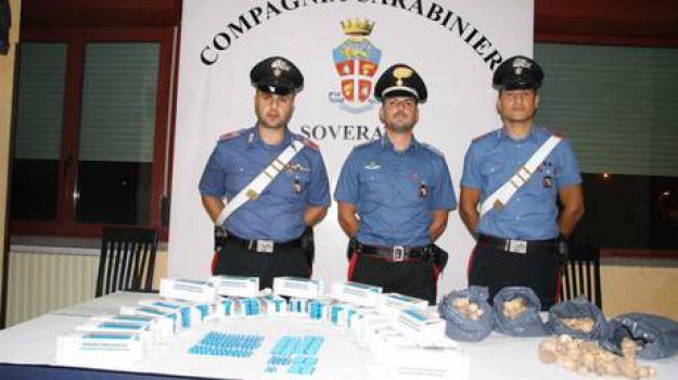 importazione illegale di farmaci, Catanzaro, Calabria, Archivio