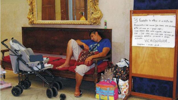 emergenza casa, Messina, Archivio