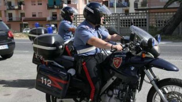 minaccia ex moglie, rapina, Catanzaro, Calabria, Archivio