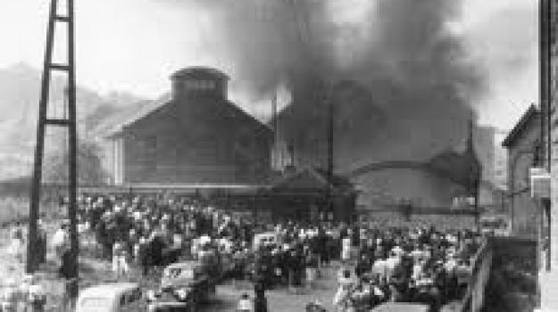 comune cosenza, iniziativa, tragedia marcinelle, Cosenza, Archivio