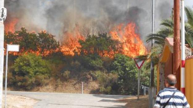 incendi, sardegna, Sicilia, Archivio, Cronaca