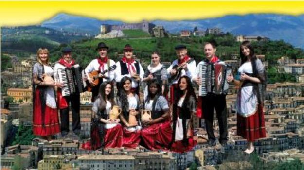 cosenza folk, folk, musica popolare, pino artese, progetto scuole, Cosenza, Archivio