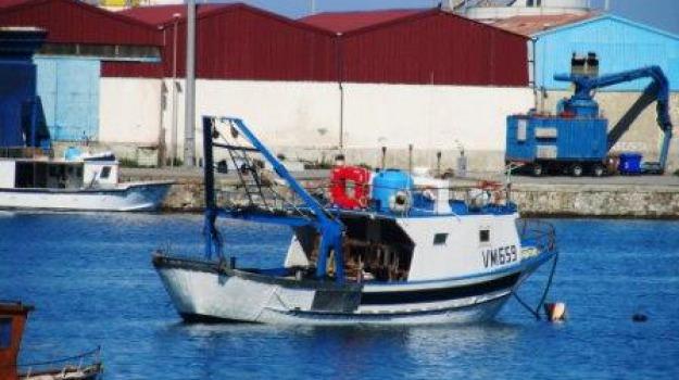 affondamento, belmonte, lega pesca, peschereccio, salvatore martilotti, Calabria, Archivio