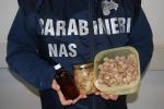 Sicurezza alimentare Nas sequestrano 540 tonnellate di cibi