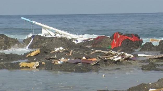catamarano, denuncia, diamante, inchiesta, naufragio, porto, Calabria, Archivio