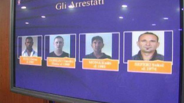 carabinieri, corigliano, dumitrache ciobanu, eugenio facciolla, omicidio, Calabria, Archivio