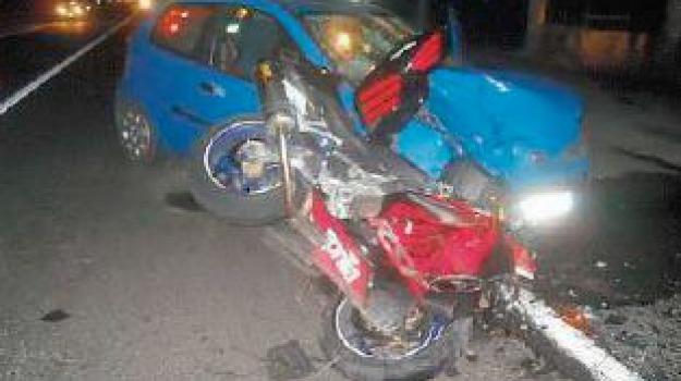 domenico grillo, incidente auto-moto, Catanzaro, Calabria, Archivio