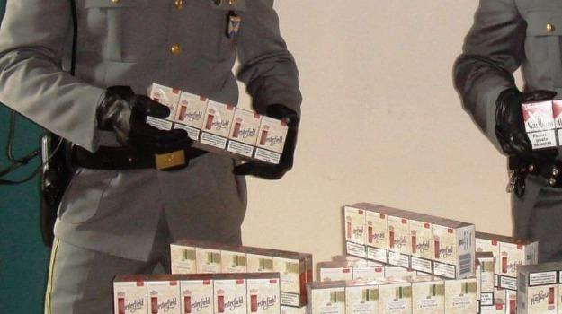 contraffazione, sigarette, Reggio, Calabria, Archivio