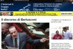 L'addio di Berlusconi secondo Grillo