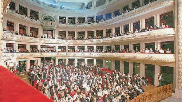 teatro cilea, Reggio, Calabria, Archivio