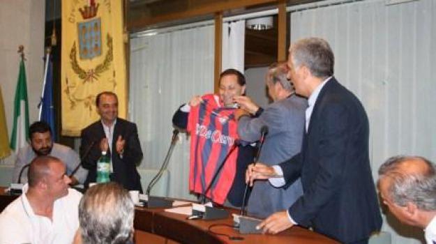 antoniotti, comune, presentazione, rossanese calcio, Sicilia, Archivio