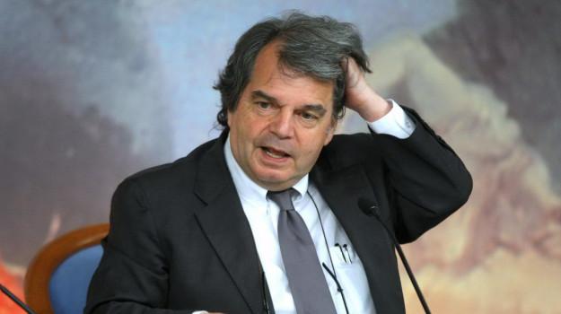 crisi di governo, forza italia, Mario Draghi, Renato Brunetta, Sicilia, Politica