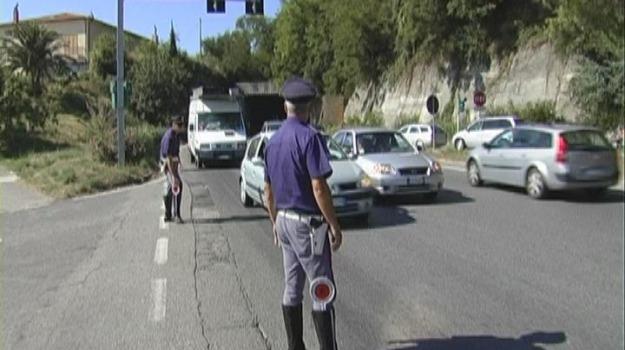 carabinieri, ladri, polstrada, san nicola arcella, scalea, Calabria, Archivio