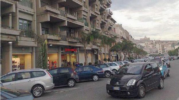 milazzo, sosta a pagamento, Sicilia, Archivio