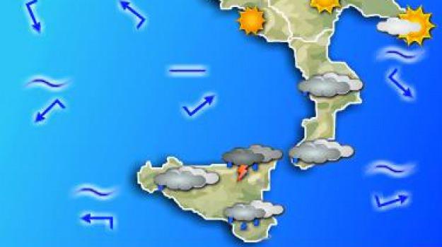 calabria, meteo, nubifragi, sicilia, Calabria, Archivio