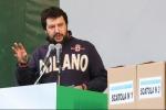 """Salvini """" Caso Siracusa? Licenziamento per tutti"""""""