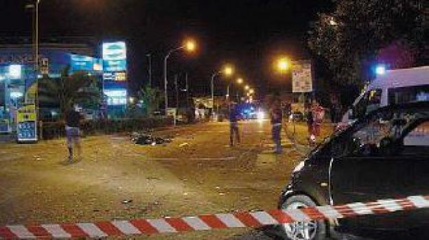incidente stradale, Catanzaro, Calabria, Archivio