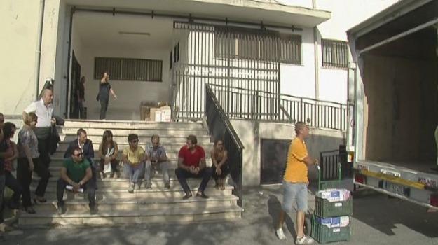chiusura, paola, sezione distaccata, trasloco, tribunale scalea, Calabria, Archivio