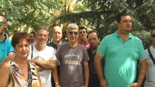 cosenza, mobilità in deroga, rimosso sit-in, Cosenza, Calabria, Archivio