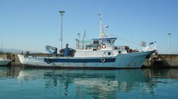 affondamento, capitaneria di porto, corigliano, peschereccio, Calabria, Archivio