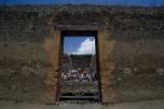 Controlli anti-camorra nei cantieri di Pompei