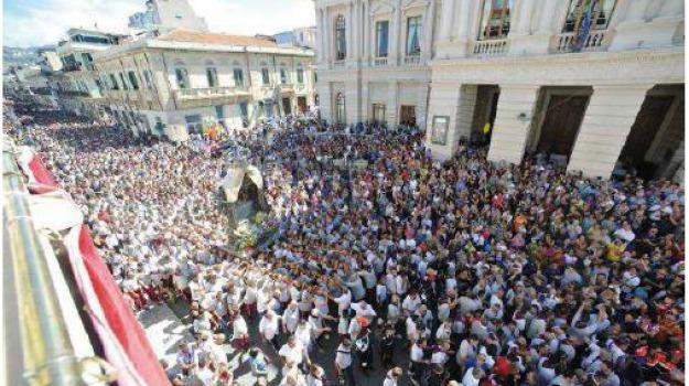festa della madonna, Reggio, Calabria, Archivio