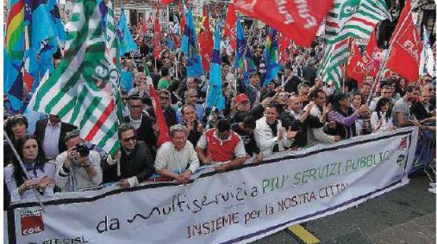 cassa integrazione, Reggio, Calabria, Archivio