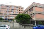 Ospedale di Trebisacce, cade il soffitto: reparto di cardiologia inagibile