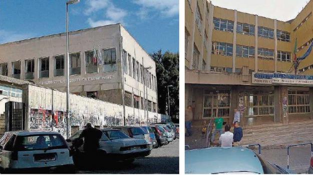 edilizia scolastica, Reggio, Calabria, Archivio