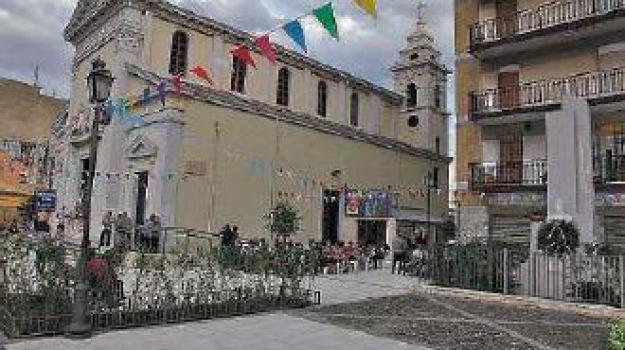 villaggio santo, Messina, Archivio