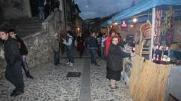 donnici, sagra, vino, Cosenza, Archivio